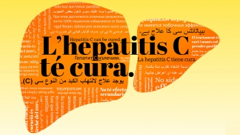 L'hepatitis C té cura. Tractaments accessibles i eficaços